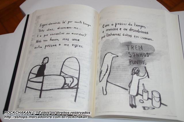 """""""O vigiador"""" de Max Vandemburg -o livro dentro do livro."""