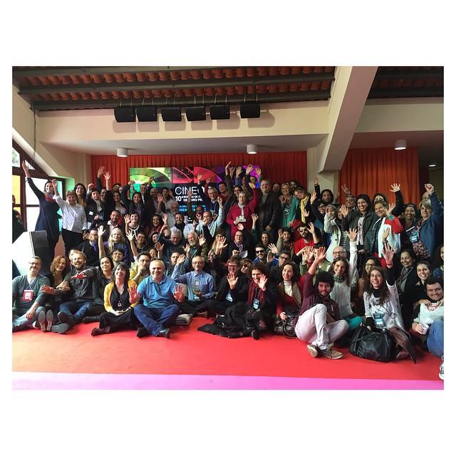 Foto oficial dos participantes (Universo Produções)