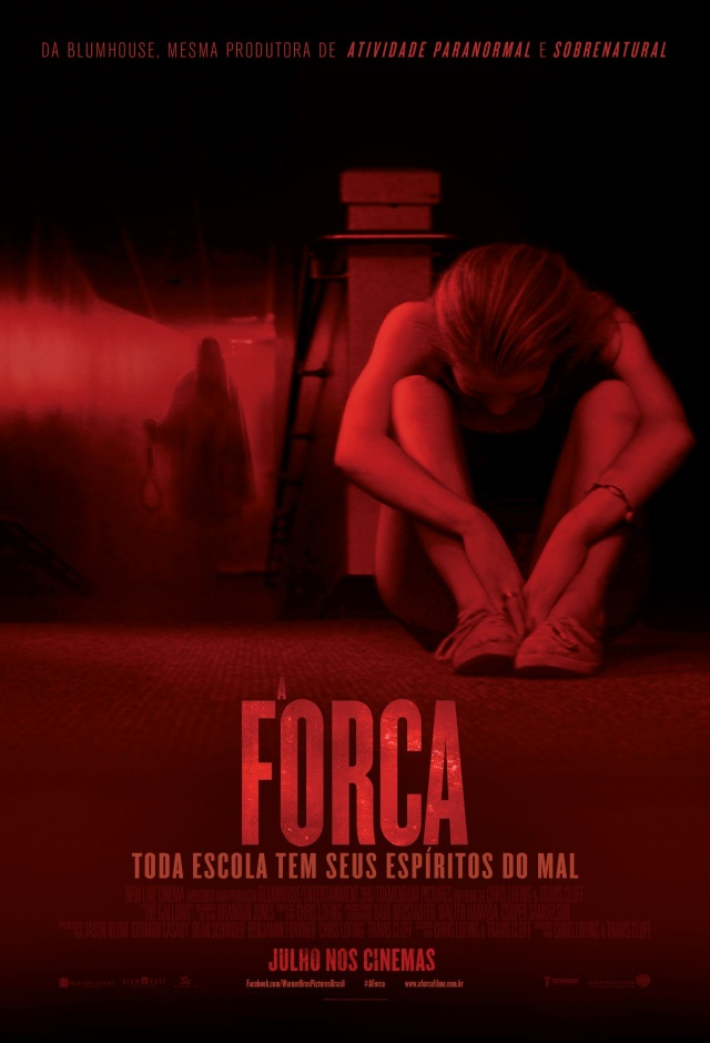 A-Forca-Poster