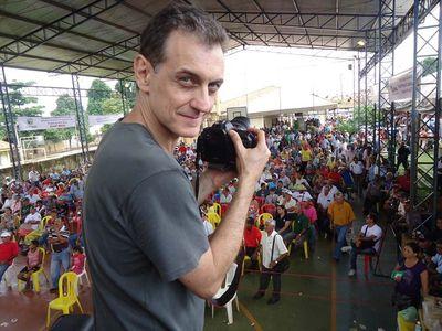 """Victor Lopes, diretor do documentário """"Betinho: A Esperança Equilibrista"""" Fonte: Google."""