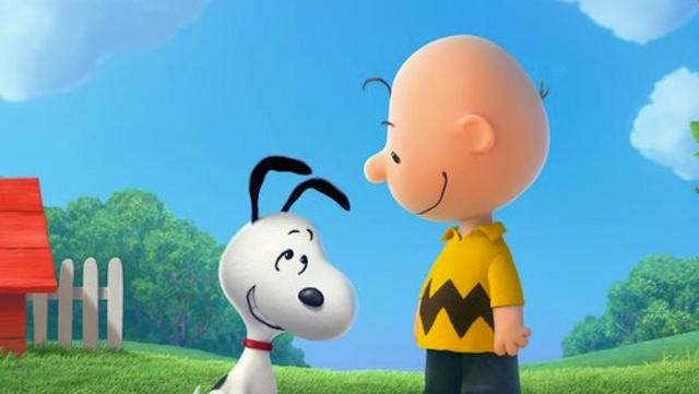 The Peanuts Movie Snoopy