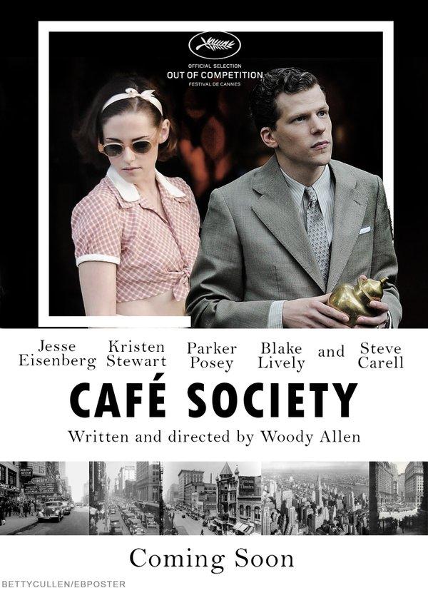 Resultado de imagem para Cafe Society [2016]