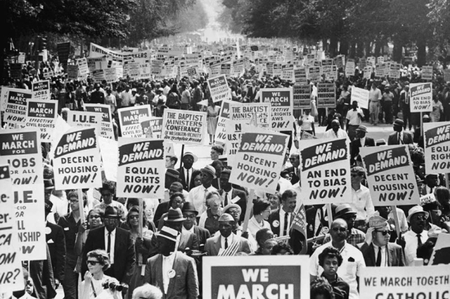 iamnotyournegro-civil-rights-march